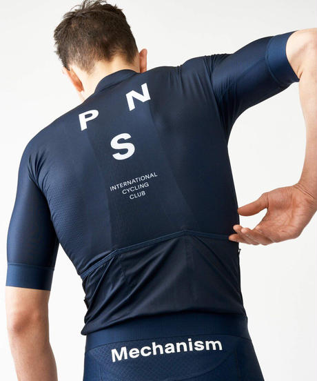 Pas Normal Studios MECHANISM JERSEY - Navy 2021<サイズ交換対応>