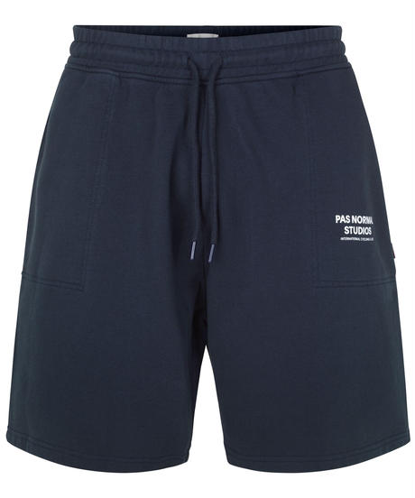 Logo Sweat Shorts — Navy 2021