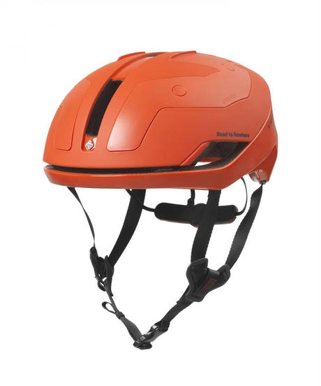FALCONER HELMET - BRIGHT ORANGE