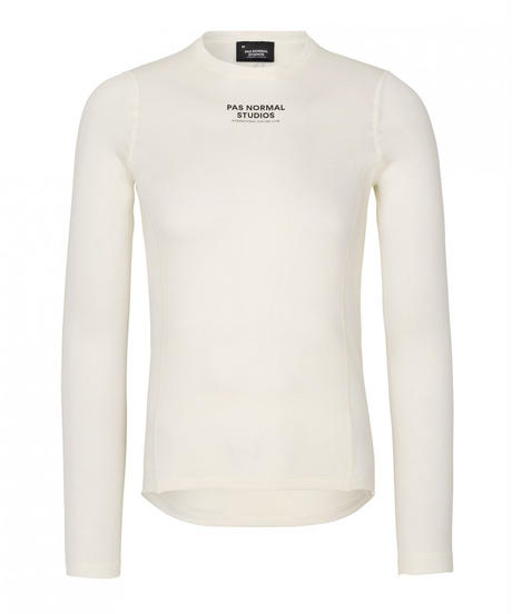 CONTROL 【MID】 LS BASE LAYER - OFF WHITE 2020