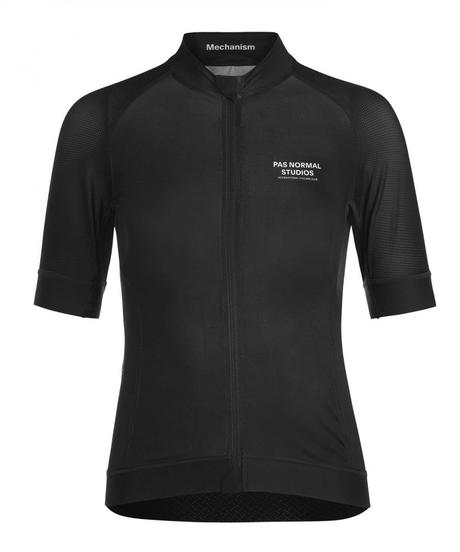 WOMEN'S MECHANISM JERSEY - Black 2021<サイズ交換対応>