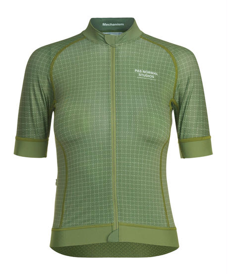 WOMEN'S MECHANISM JERSEY - LIGHT GREEN 2019