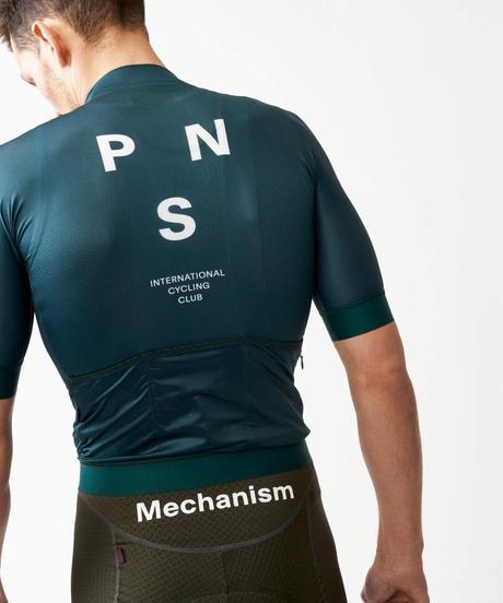Pas Normal Studios MECHANISM JERSEY -  Petroleum 2021<サイズ交換対応>