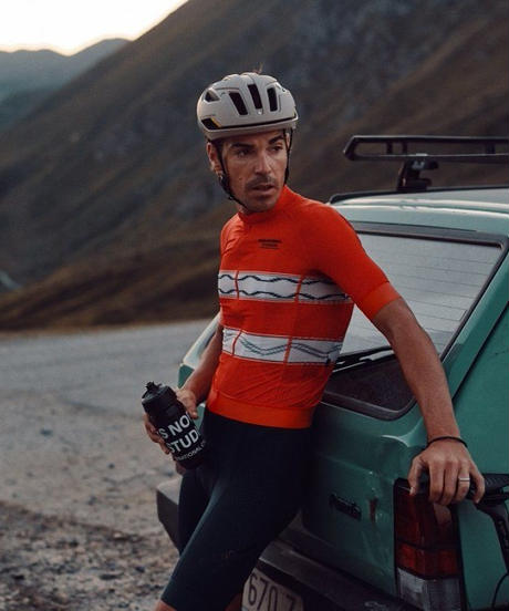 SOLITUDE JERSEY – BRIGHT RED 2019