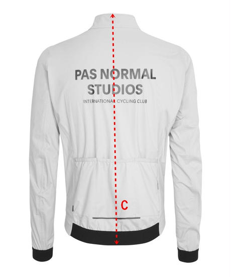 Pas Normal Studios Stow Away Jacket - Beige 2020<サイズ交換対応>