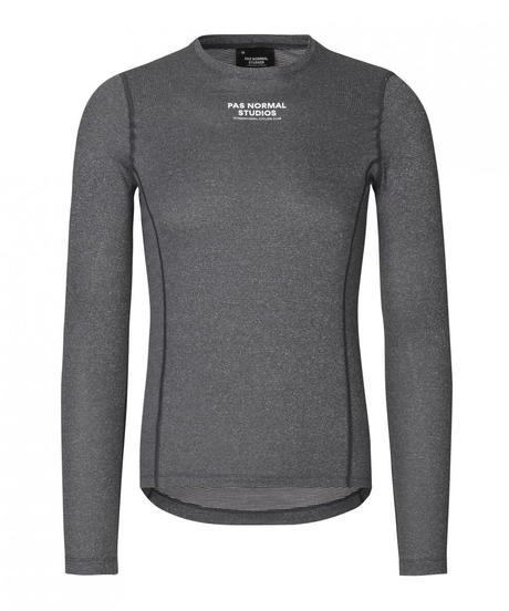 CONTROL MID LS BASE LAYER - BLACK
