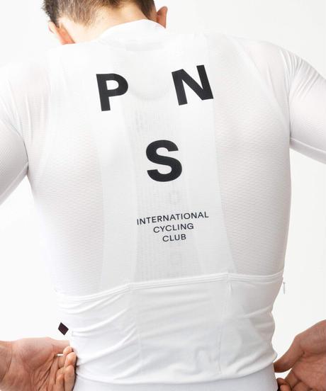 Pas Normal Studios MECHANISM JERSEY -  White 2021 <サイズ交換対応>