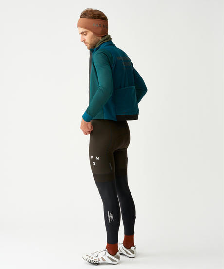 CONTROL LEG WARMERS - BLACK