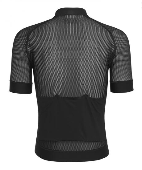 SOLITUDE MESH JERSEY – BLACK 2019