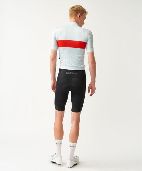 Men's Solitude Jersey — Ice Blue Stripe 2021 <サイズ交換対応>