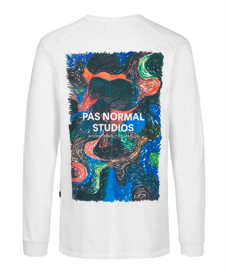 Pas Normal Studios  PNS Long Sleeve T-SHIRT - Oil 長袖