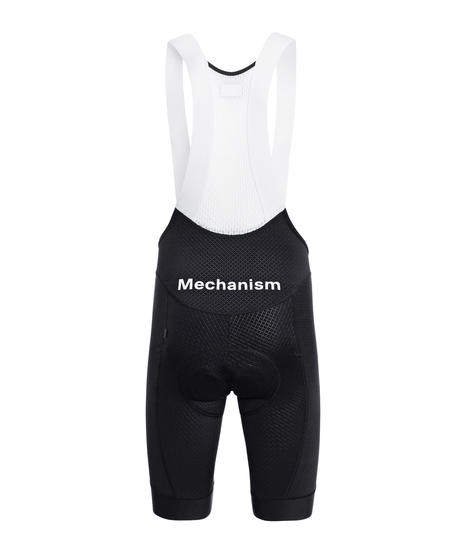 MECHANISM BIB - BLACK 2019