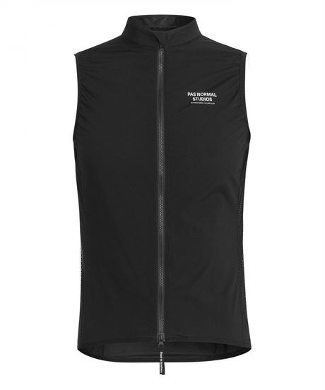 Pas Normal Studios Stow Away Gilet - Black 2020<サイズ交換対応>