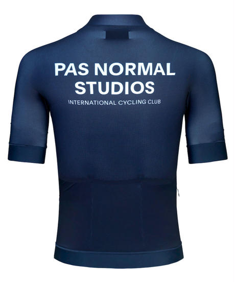 Pas Normal Studios SOLITUDE JERSEY –  Navy 2020 <サイズ交換対応>