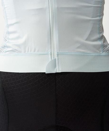 Women's Solitude Jersey — Ice Blue Stripe 2021<サイズ交換対応>