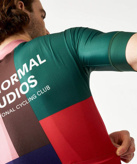 Pas Normal Studios MECHANISM LTD JERSEY - BLOCK PINK