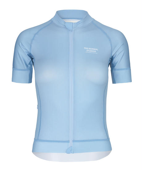 WOMEN'S MECHANISM JERSEY - LIGHT BLUE 2018