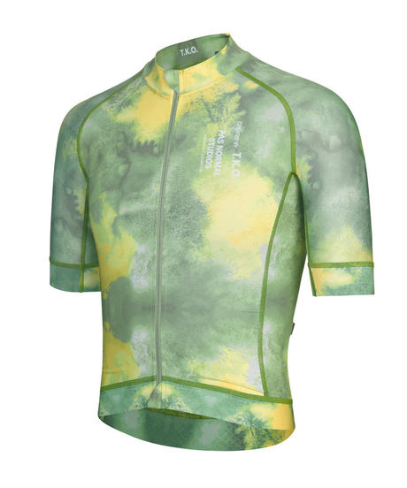 Pas Normal Studios Men's T.K.O Jersey - Water Green 2020