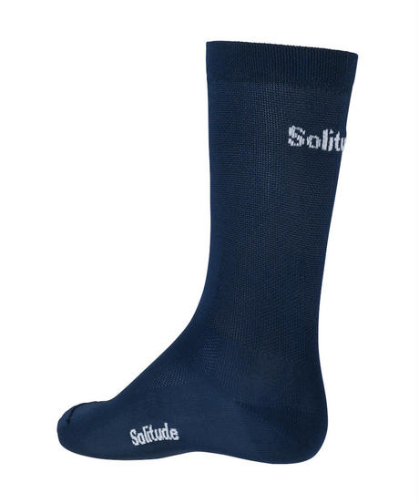 Pas Normal Studios SOLITUDE SOCKS - Navy 2020