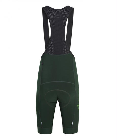 CONTROL FLEECE BIB - DARK GREEN