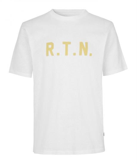 R.T.N.  T-SHIRT -  WHITE