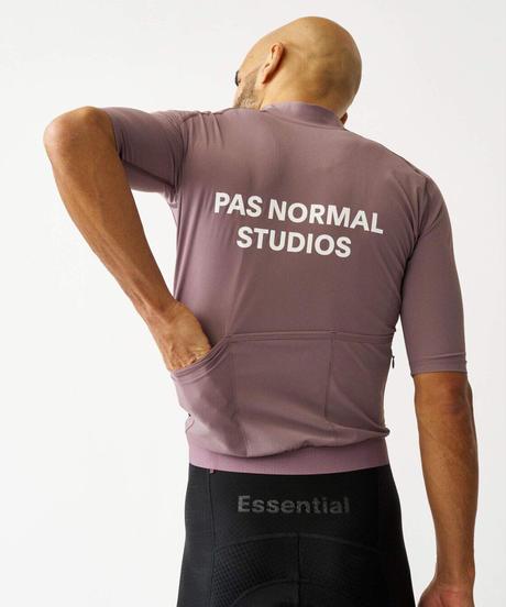 Pas Normal Studios Essential Jersey -  DUSTY PURPLE 2021