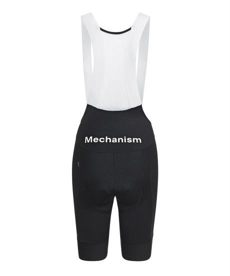 WOMEN'S MECHANISM BIB - Black 2021<サイズ交換対応>