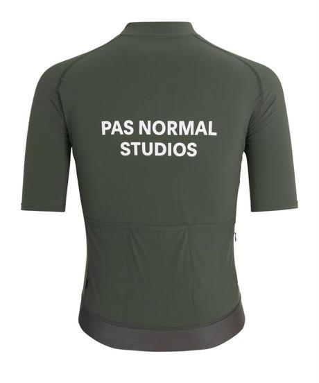 Pas Normal Studios Essential Jersey -  OLIVE 2021<サイズ交換対応>