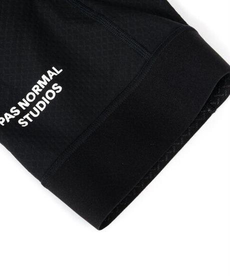 Pas Normal Studios ESSENTIAL BIB - BLACK 2021<サイズ交換対応>