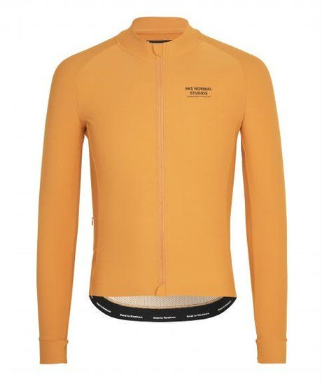 Control Long Sleeve Jersey - BURNED ORANGE 2019