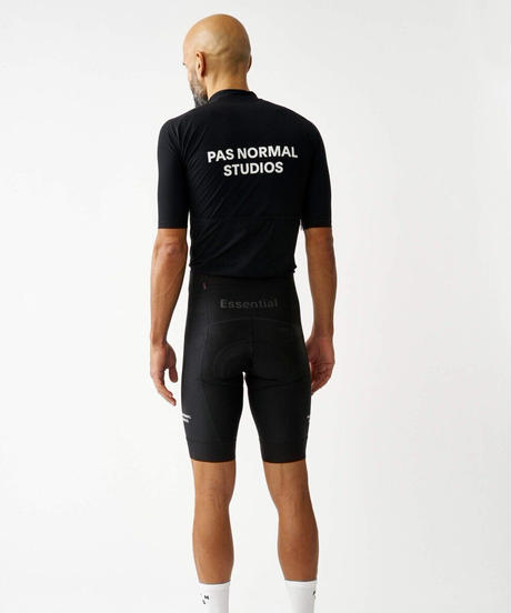 Pas Normal Studios Essential Jersey - BLACK 2021