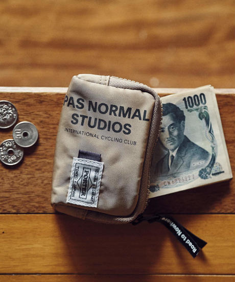Pas Normal Studios X PORTER YOSHIDA & CO.Coin Case