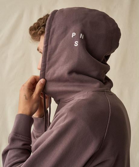 Logo Hoodie — Dusty Purple 2021