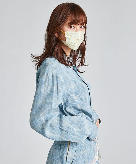 【10%OFF】D.masque フラワー3色30枚セット
