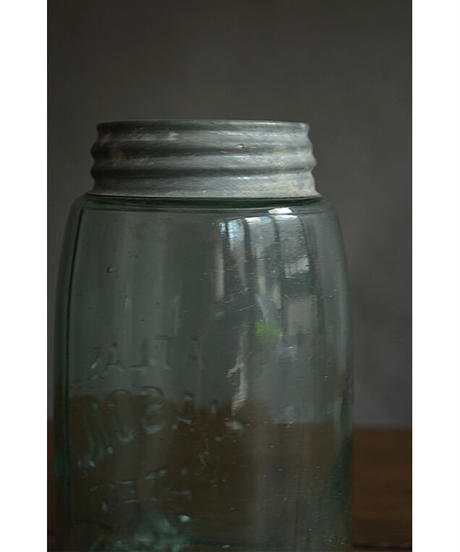 09-GO714219-03 Mason jars old-03 ATLAS MASON'S PATENT
