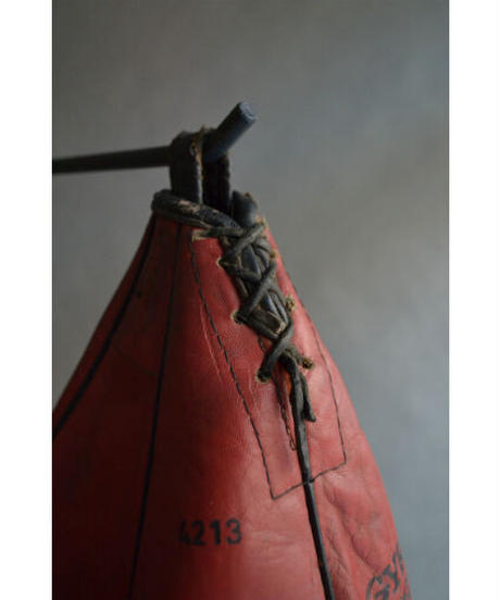 09-MT344391 EVERLAST PUNCHING BAG RED