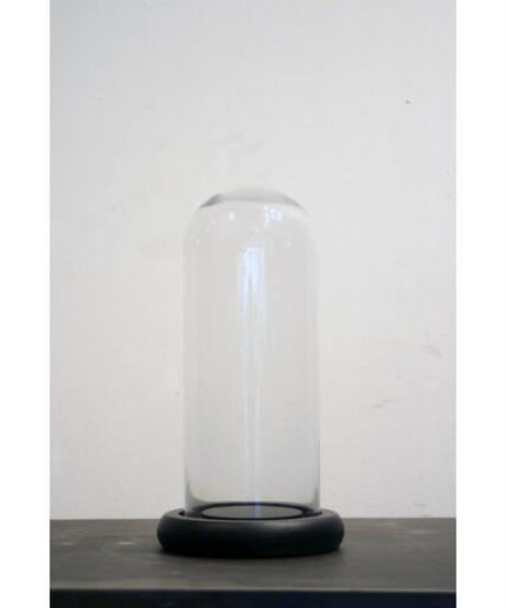 09-CB531027 glass dome S/black BS