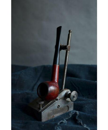 09-MT344416 Vintage Briar pipe KAYWOODIE apple