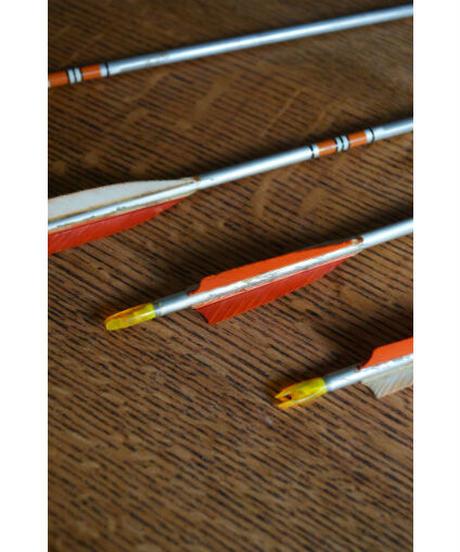 09-MT344376 Arrow aluminium set of 6