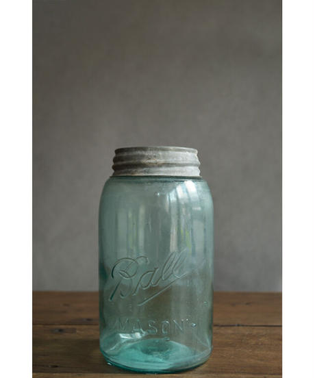09-GO714219-01 Mason jars old-01 BALL MASON