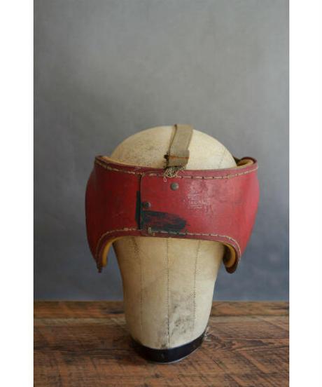 09-MT344390 Baseball head gear red