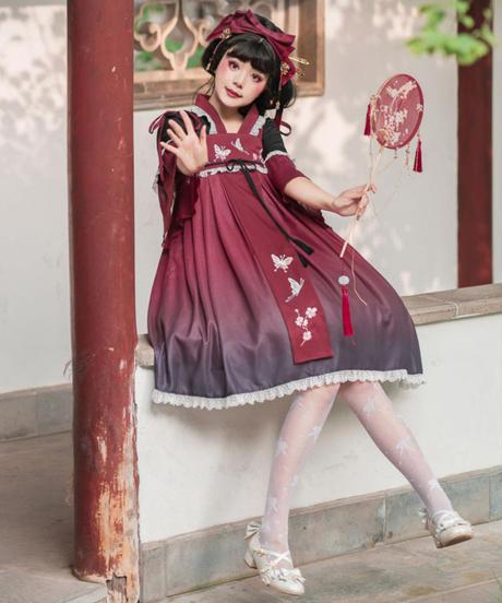 【d.Alice】胡蝶JSK
