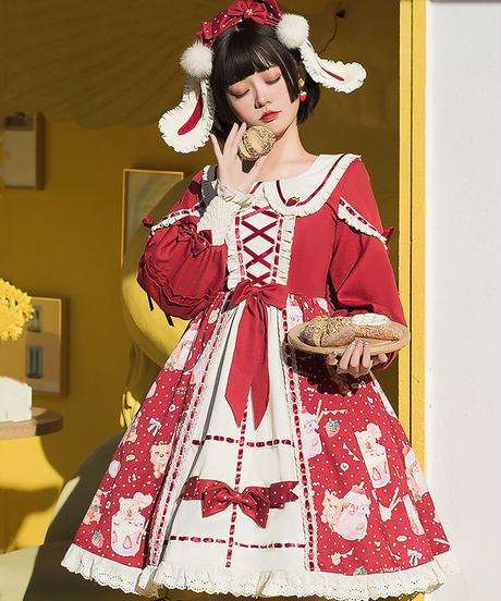【d.Alice】ストロベリーシェイクOP
