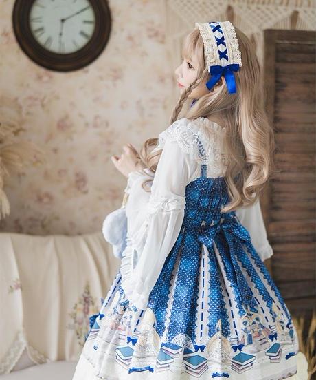【d.Alice】リーヴルJSK(ブルー)