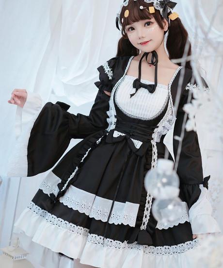 【d.Alice】フィッシュテールメイド服