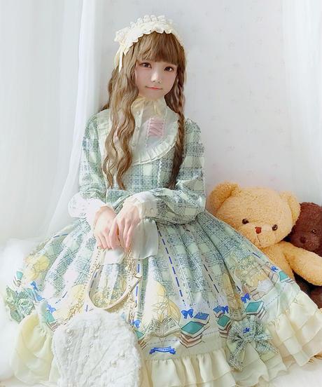 【d.Alice】リーヴルワンピース