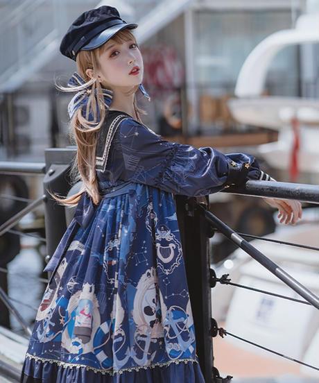 【d.Alice】スターパイレーツキャットOP
