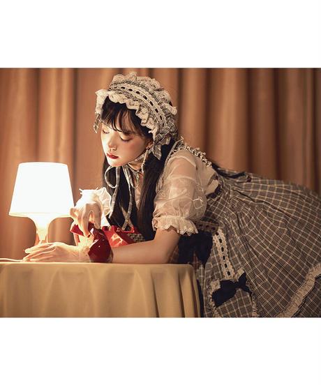 【d.Alice】モノクロームJSK