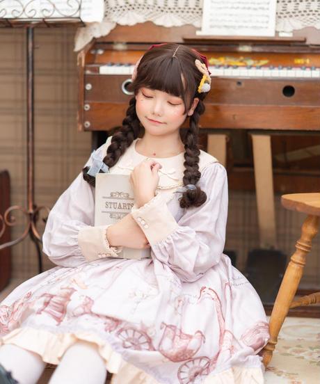 【d.Alice】幌馬車ワンピース