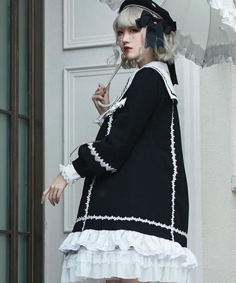 【d.Alice】十字架コート